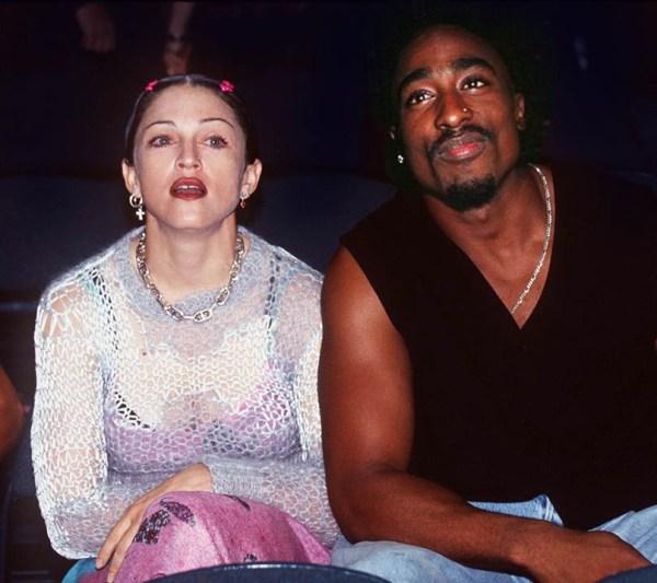 Source: Articlebio (Madonna and Tupac)