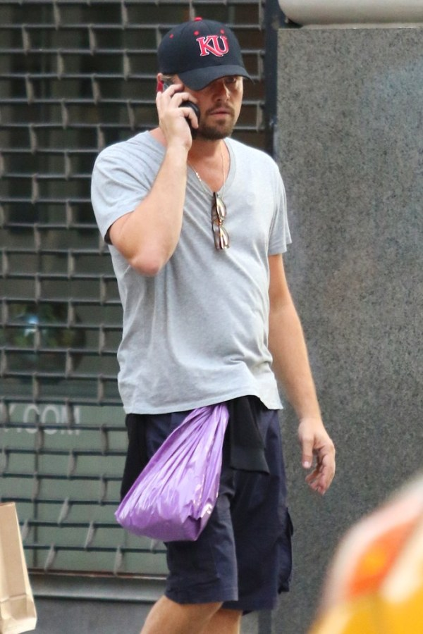 Source: WMagazine (DiCaprio with fanny pack)