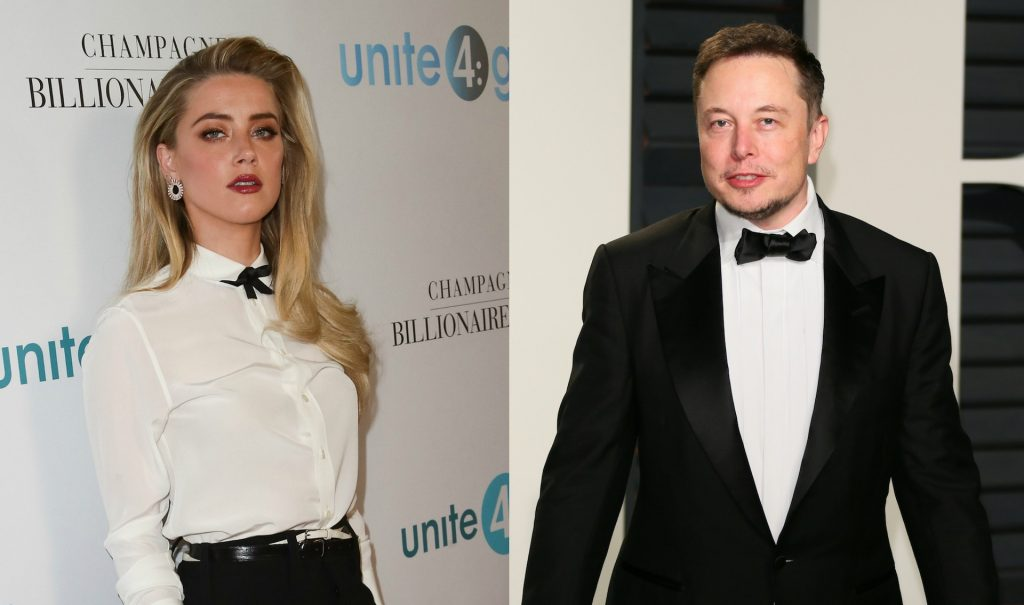 Source: She Knows (Amber Heard and Elon Musk)