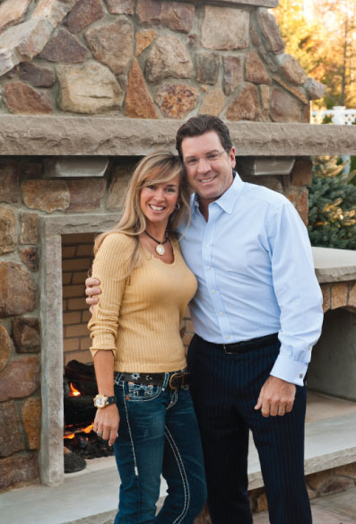 Fox News Eric Bolling married to wife Adrienne and