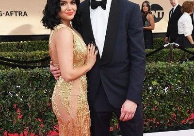 "The 'Modern family' actress Ariel Winter celebrates 9 month anniversary with her actor boyfriend Levi Meaden! ""Every day is an adventure"" says Meaden"