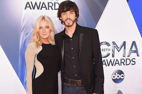 Chris Janson and his wife Kelly Lynn