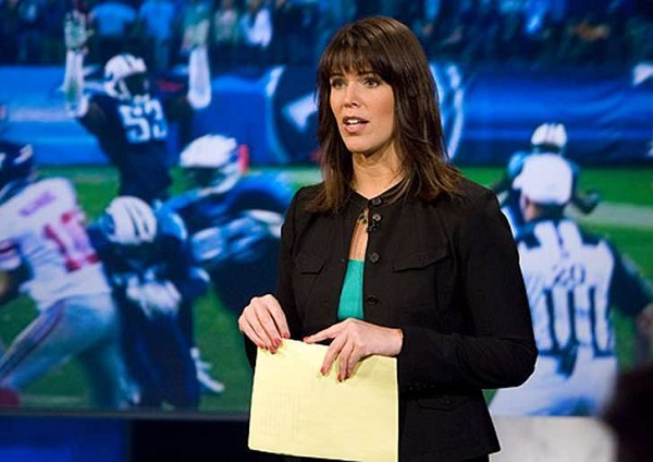 Espn Anchor Dana Jacobson Declares That She Has Been A