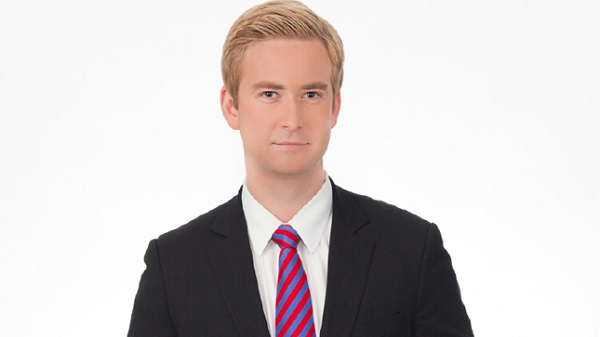 Fox News Anchor Peter Doocy