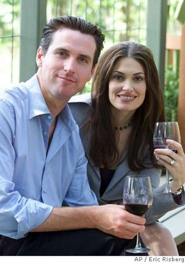 gavin-newsom-and-kimberly-guilfoyle
