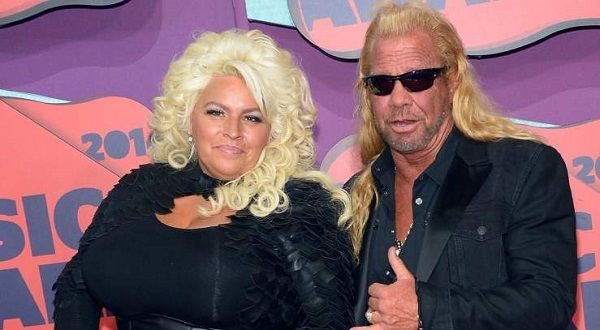 Getty Beth Chapman and Duane Chapman