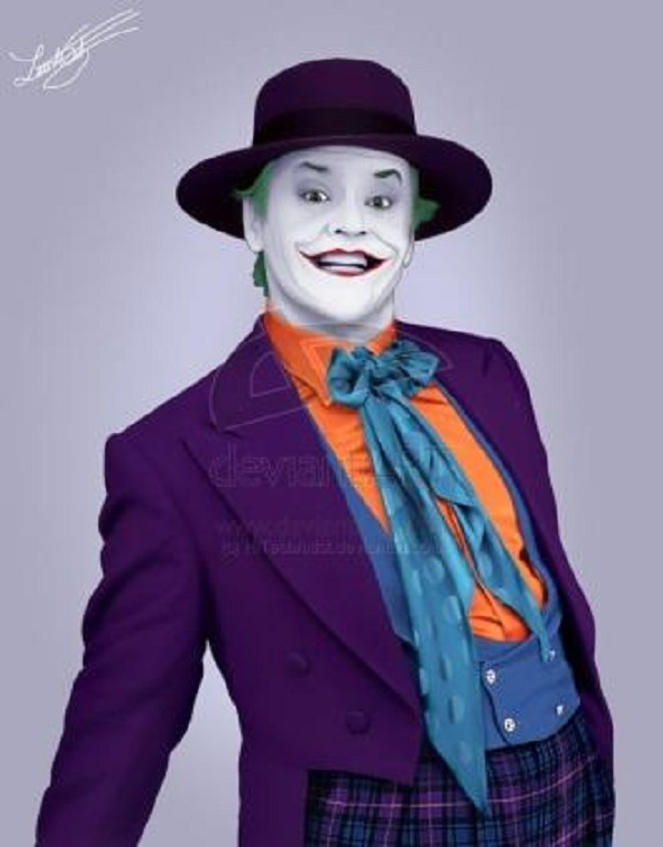 Source: qoutesgram.com (Jack Nicholson as the Joker)