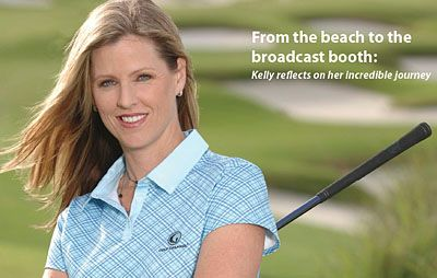 Golf channel's broadcaster Kelly Tilghman rumored to be