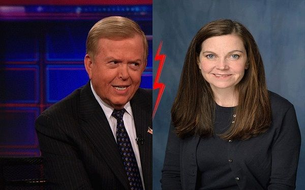 Cnn Host Lou Dobbs Files For Divorce For His Second Marriage Citing