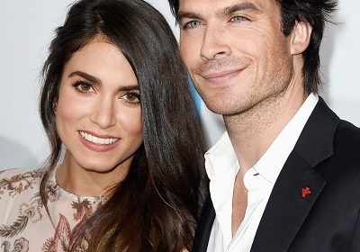 Pregnant Nikki Reed Gives Birth to a child With her husband, Ian Somerhalder: She is a bay girl!!
