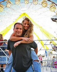 Beautiful Journey!! Ron Fisico and Wife Trish Stratus are happily Married since 2006: Blessed with two Children