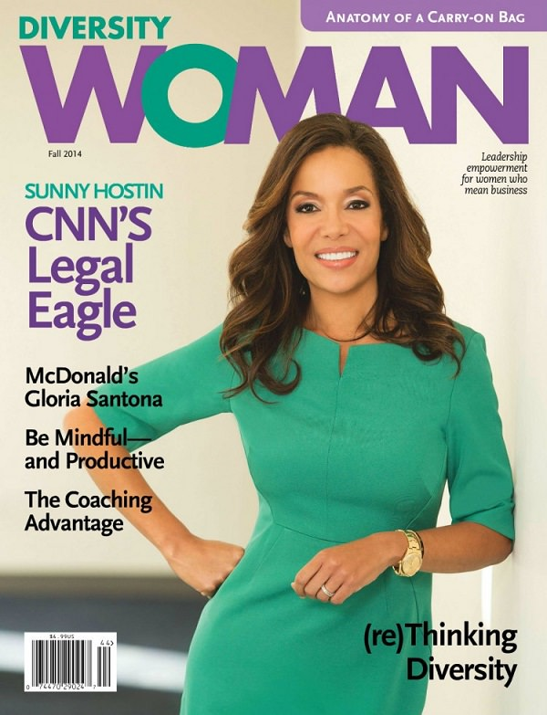 Source: Sunny Hostin (Sunny Hostin in a cover picture)