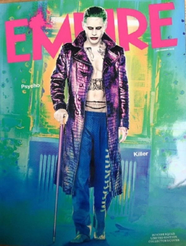 Source: Variety (Jared Leto as Joker)