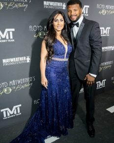 Yasemin Jack, wife of Swedish Boxer Badau Jack. Sweet happy family, has a daughter and just won WBA title!