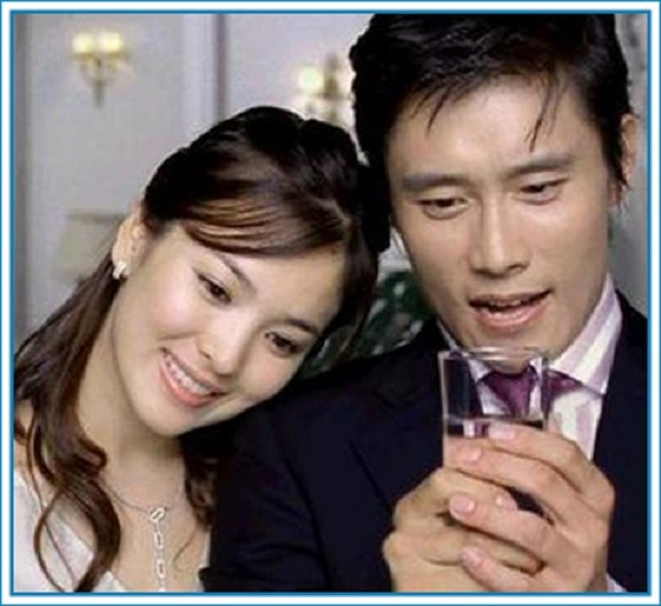 Source: tinmoi.vn (song hye kyo and Lee-Byung-Hun)