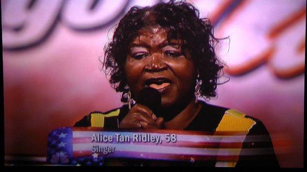 Source: YouTube (America's Got Talent 2010 Alice Tan Ridley)