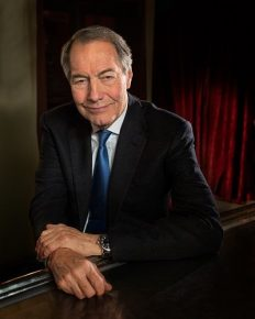 "The veteran journalist, Charlie Rose opens up about his heart surgery ""I'm a bionic man"" says Rose"