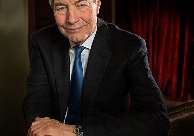 """The veteran journalist, Charlie Rose opens up about his heart surgery """"I'm a bionic man"""" says Rose"""