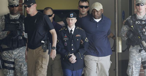 Source: USA Today (Chelsea Manning arrested and tried in court for WikiLeaks)