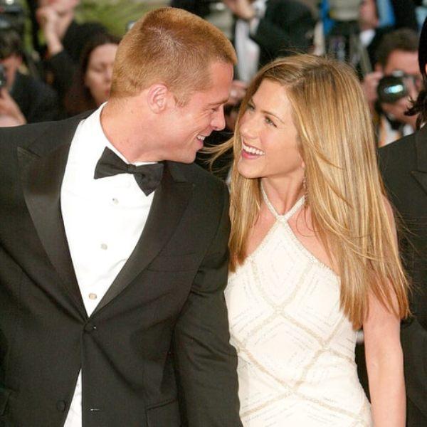 Source: US Magazine (Brad Pitt and Jennifer Aniston during happier times)