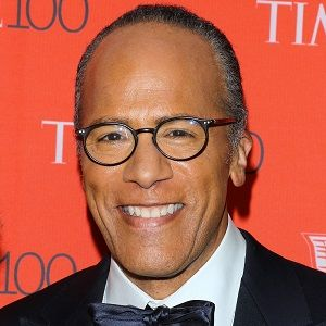 Lester Holt Biography Affair Married Wife Ethnicity