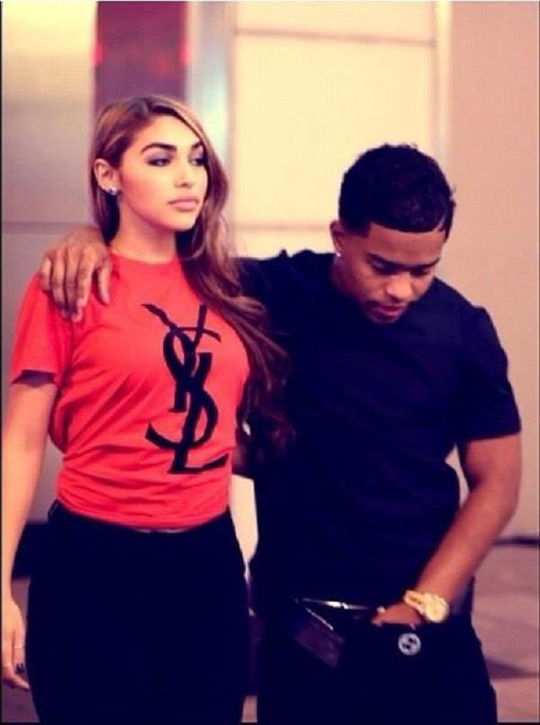 Source: www.whosdatedwho.com (Chantel Jeffries and Justin Combs)