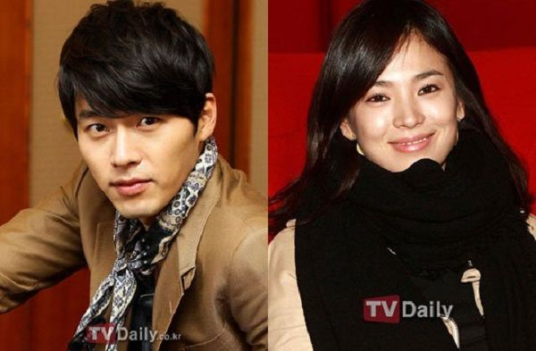 Source: Allkpop (song hye kyo and Hyun Bin)