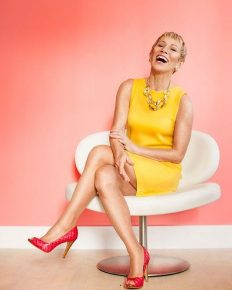 Barbara Corcoran speaks about a power of a positive attitude during an interview conducted by Adam Bryant!