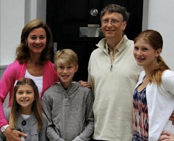 Rory John's family