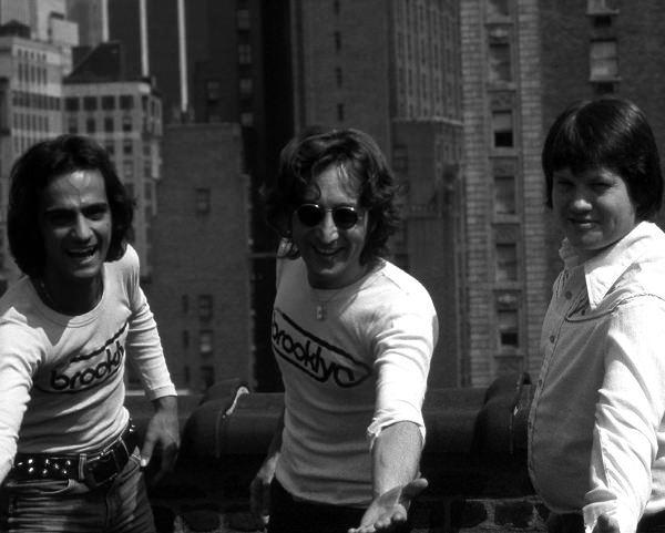Source: Pinterest (Jimmy Iovine, John Lennon and Bobby Keys)