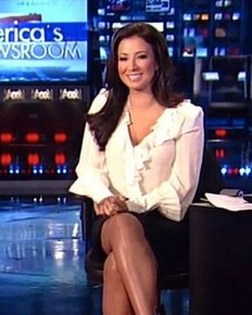 Fox News Anchor, Julie Banderas made an emotional appeal to RNC Chair not to defend President Trump's Tweet!