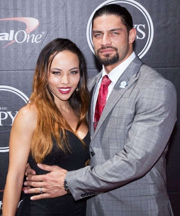 Source: Sportskeeda.com (Roman Reigns with his wife)