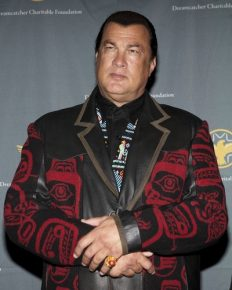Sexual harassment, breach of contract, employment discrimination and illegal trafficking caused once popular martial artist Steven Seagal to lose all his popularity?