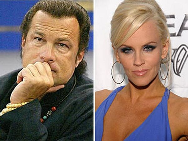 Source: CBS News (Steven Seagal and Jenny McCarthy)