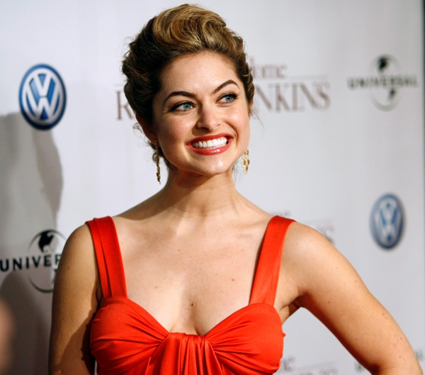American Actress Brooke Lyons Her Dancing Passion Shattered Due To
