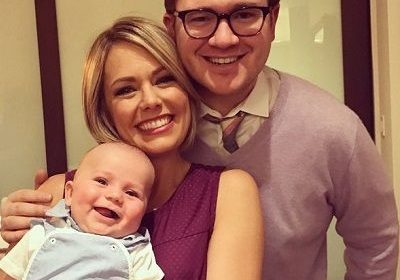 Dylan Dreyer was scared of Hurricane Irma so she messaged her husband Brian Fichera. See what he replied which made her confident