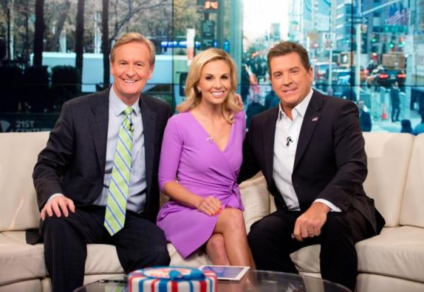 Source: NY Daily News (Elisabeth Hasselbeck with colleagues)