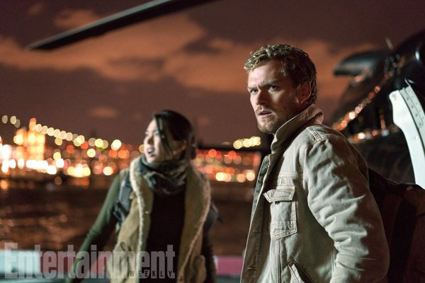 Source: EW [Finn Jones on The Defenders (2017)]