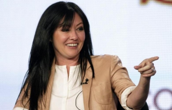 Source: Reuters (Shannen Doherty)