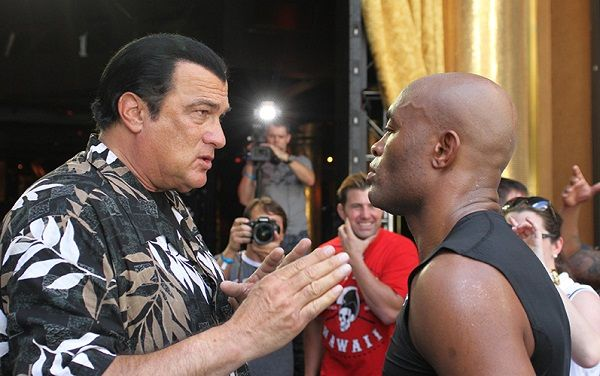 Source: FIGHTSTATE (Steven Seagal and Anderson SIlva)
