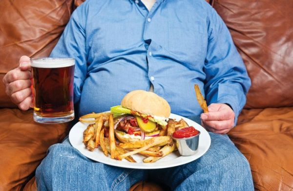 Source: Insight State (A sedentary life style with excessive junk food and obesity leads to type 2 diabetes mellitus)
