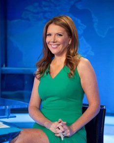 Blissful Married Life!!! CNBC's Trish Regan and husband James A. Ben married since 2001 living happily with her children