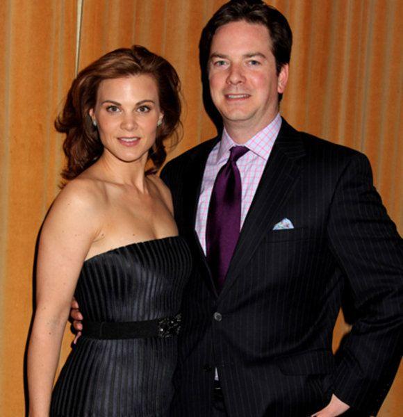 Source: liverampup.com (Gina Tognoni and Her Husband )