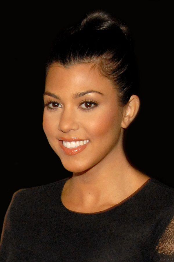 American television personality, Kourtney Kardashian is ...