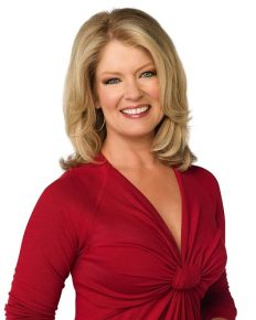 Long term working career as a television host, Mary Hart receives honor for her work and dedication to daytime television with a lifetime achievement award!