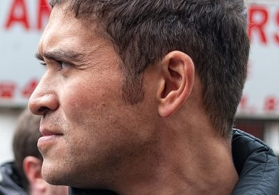 Rav Wilding's Journey From A Police Officer To The Television Presenter; More Details About His Injury And Personal Life