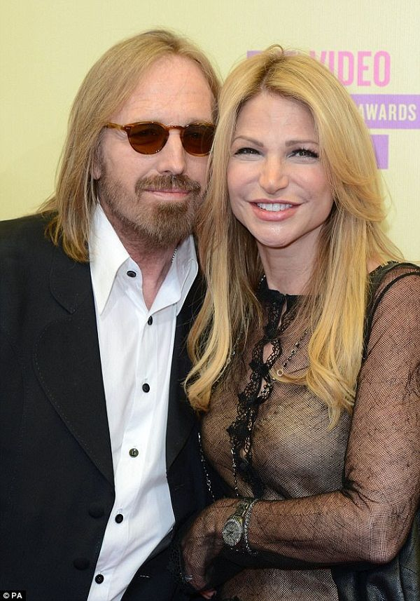 Dana York saved his husband, Tom Petty from a life of ...
