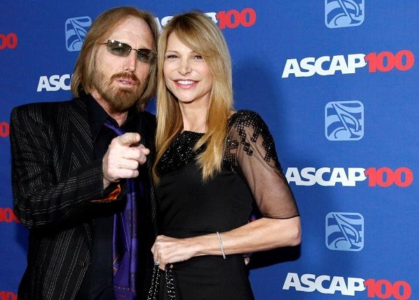 tom-petty-and-dana-york