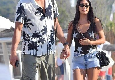 American television personality, Kourtney Kardashian is interested to be pregnant with her love, Younes Bendjima!
