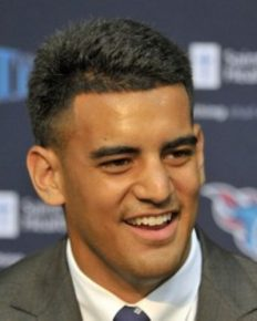 Details about Marcus Mariota's success! Know about his relationship with his girlfriend Kiyomi Cook, his teammates, and his fans!